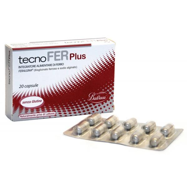 TECNOFER Plus 20 Cps