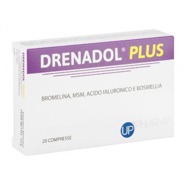 DRENADOL Plus 20 Cpr