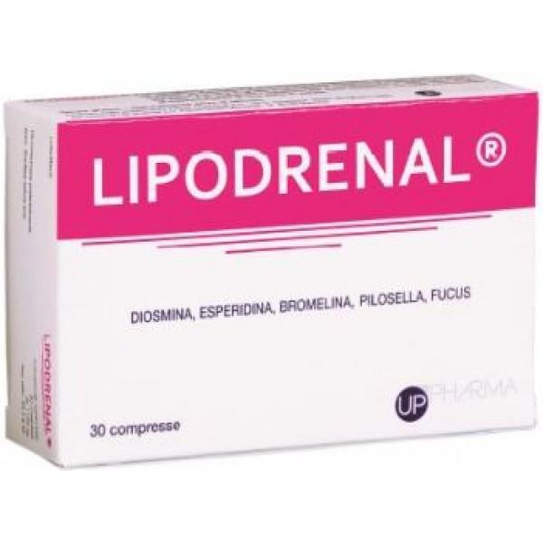 LIPODRENAL 30 Cpr