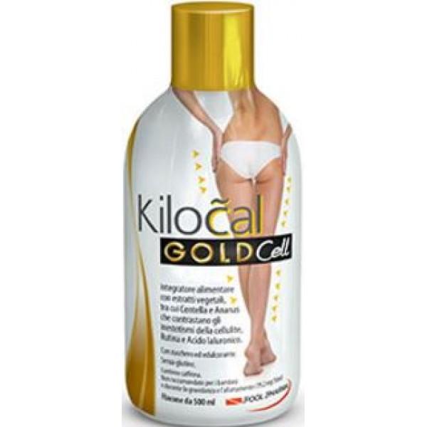 Kilocal Gold Cell+Crema 500 ml