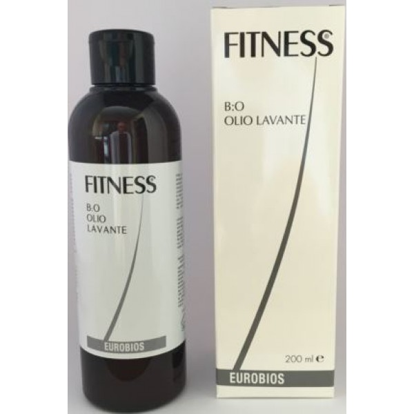 FITNESS Olio Lavante 200ml