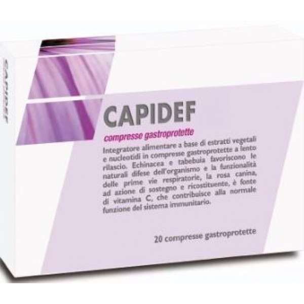 CAPIDEF 20 Cpr