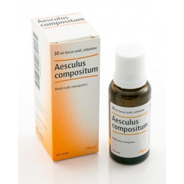 Aesculus Compositum Gocce 30 ml Heel