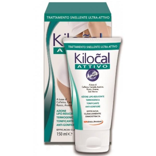 Kilocal Attivo Notte Gel 150ml