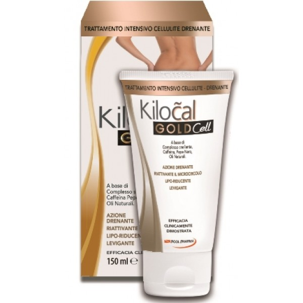 Kilocal Gold Cell Crema 150ml