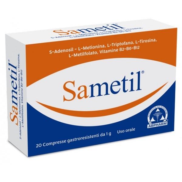 SAMETIL 20 Cpr