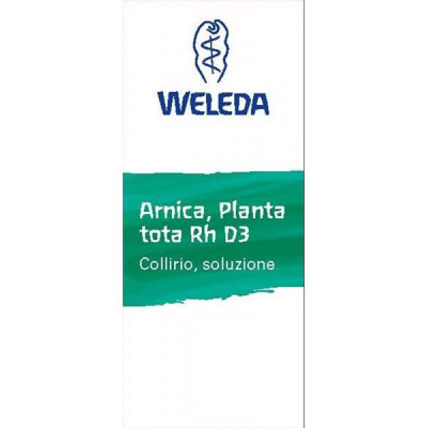 WELEDA Arnica PT D3 Coll.10ml