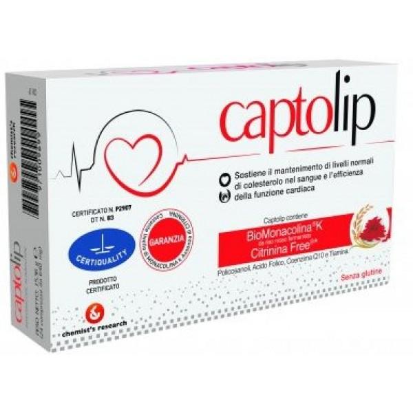 CAPTOLIP 24 Cpr