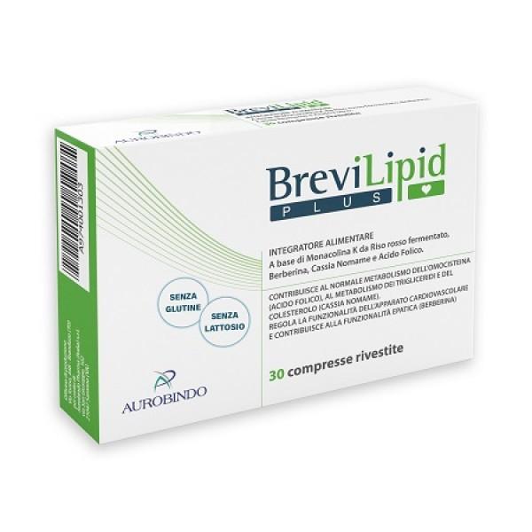 BREVILIPID*Plus 30 Cpr