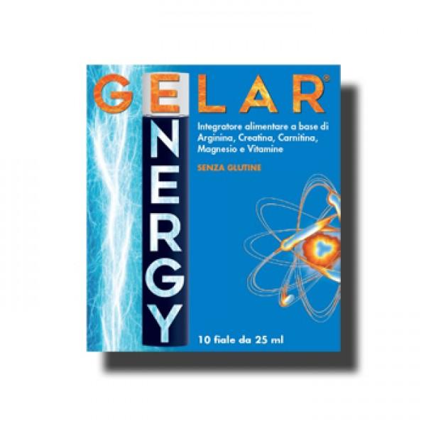GELAR Energy 10f.25ml