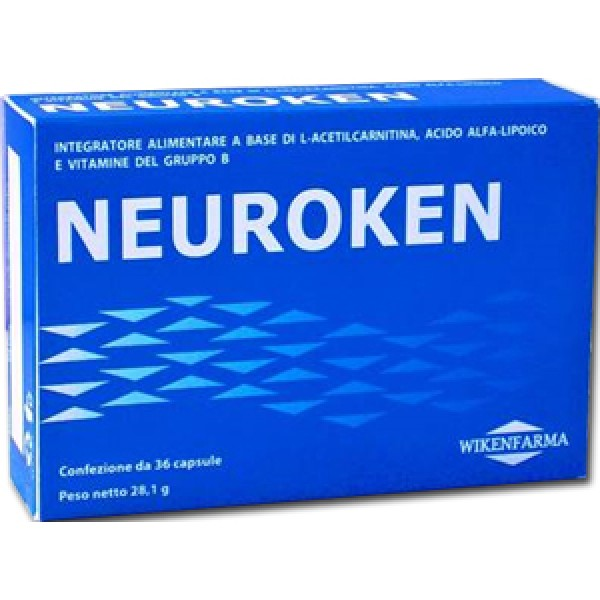 NEUROKEN 36 Cps