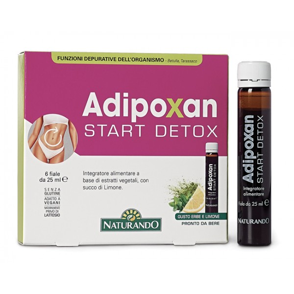 ADIPOXAN Start Detox 150ml