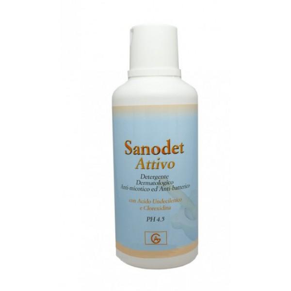 SANODET Attivo Sh/Doccia 500ml
