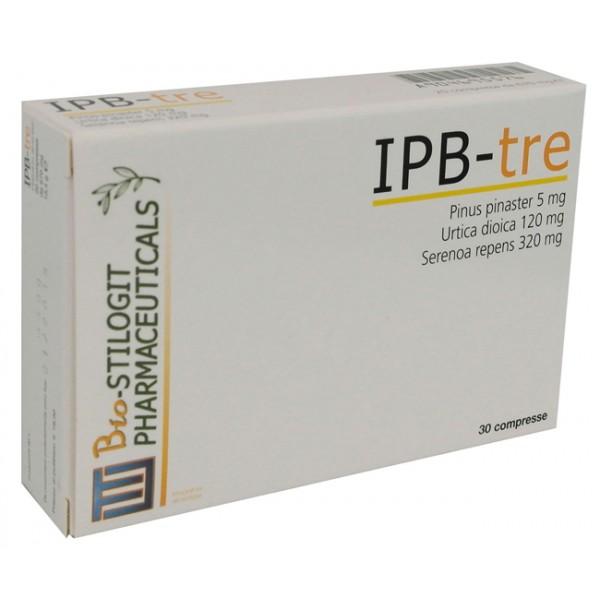 IPB TRE 30 Cpr 670mg