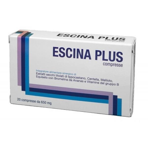 ESCINA Plus 20 Cpr