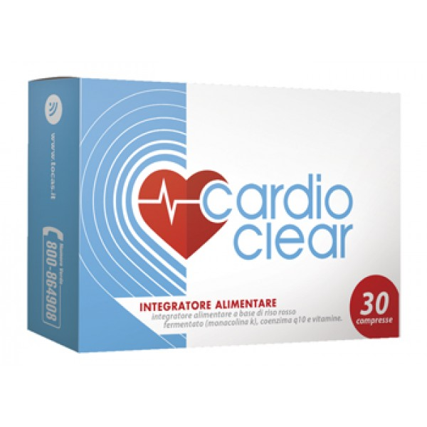 CARDIOCLEAR 30 Cpr