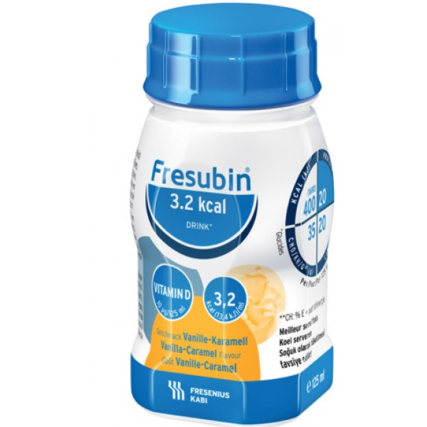 FRESUBIN 3,2KCAL Drink 4x125ml