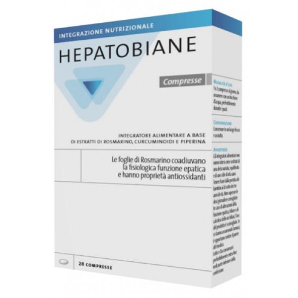 HEPATOBIANE 28 Cpr