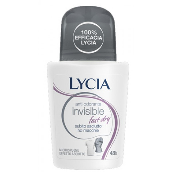 LYCIA Deo A-Od.Inv.Roll-on50ml