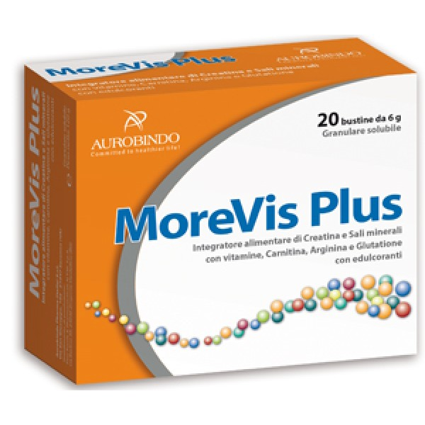 MOREVIS*Plus 20 Bust.