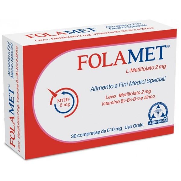 FOLAMET 30 Cpr