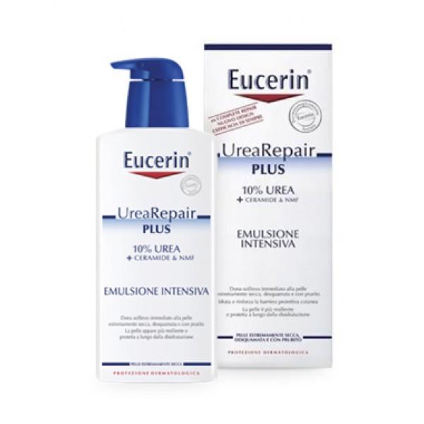 EUCERIN  10% Urea Rep.Em.400ml