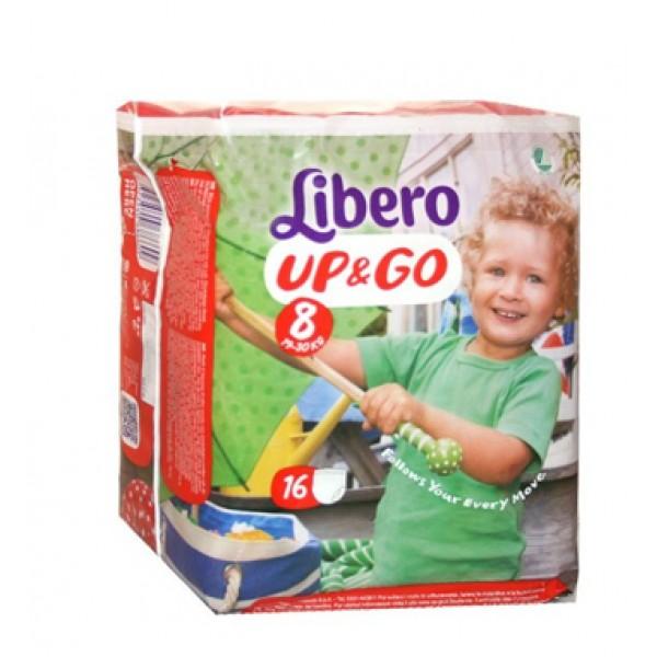 LIBERO UP&GO 8