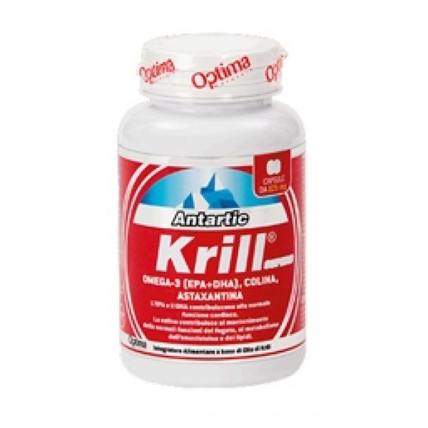 ANTARITIC KRILL Superb 60Cps