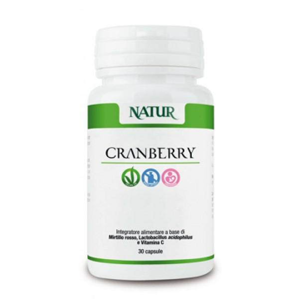 CRANBERRY 30 Cps NATUR