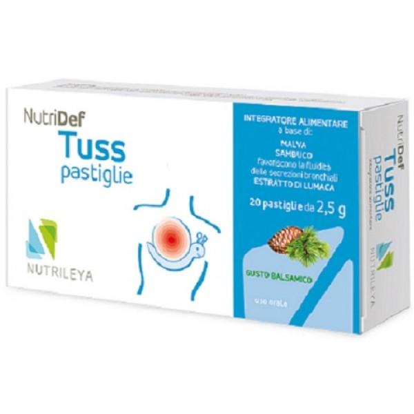 NUTRIDEF Tuss 20 Past.PinoMugo