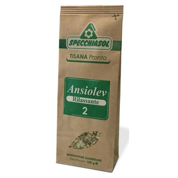 ANSIOLEV 2 Tisana 100g      SP