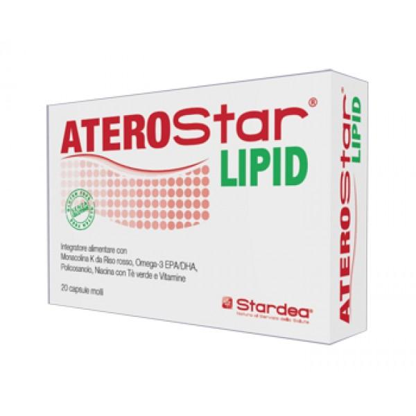 ATEROSTAR*LIPID 20 Cps 1300mg