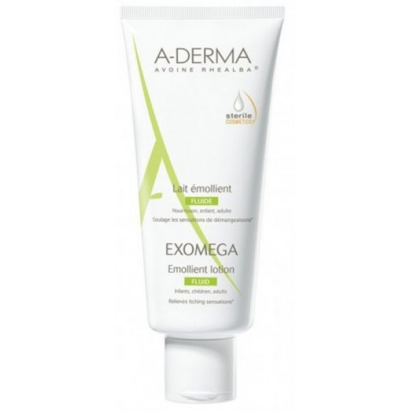 ADERMA Exomega Latte 200ml