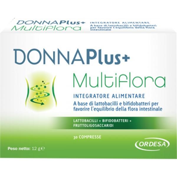 DONNAPLUS+ Multiflora 30 Cpr