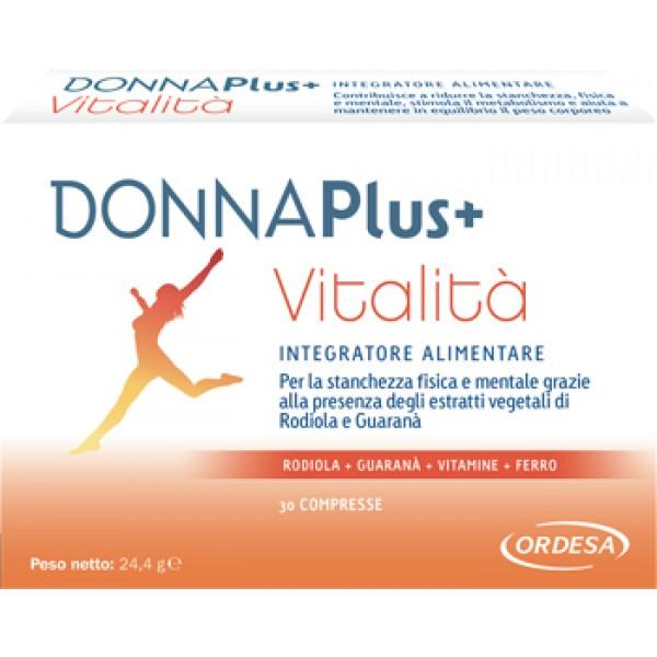 DONNAPLUS+ Vitalita'30 Cpr