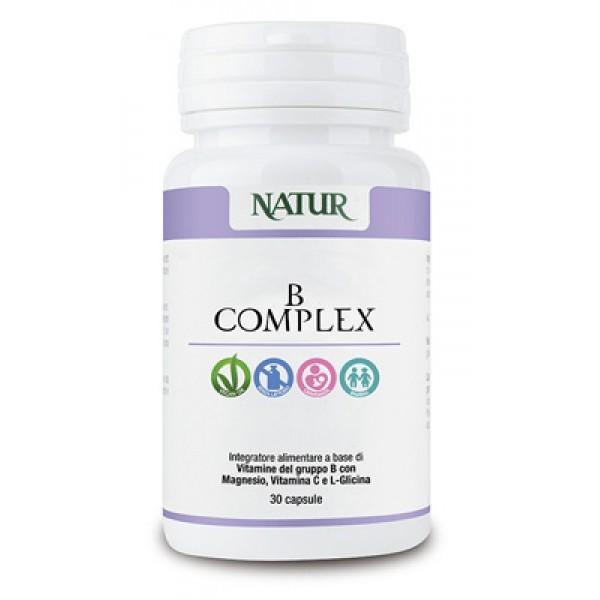 B COMPLEX 30 Cps NATUR