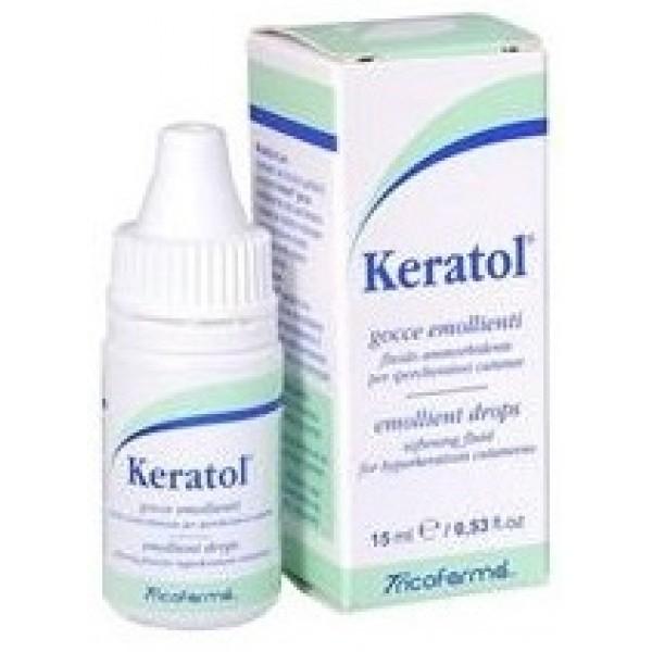KERATOL Gtt Emollienti 15ml