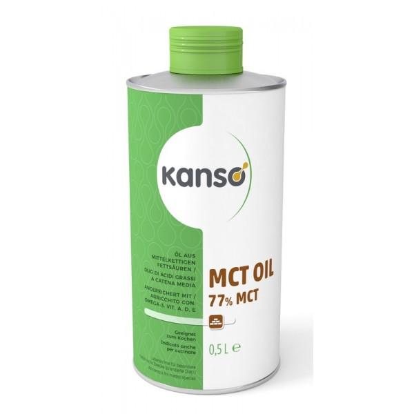KANSO*Oil MCT  77% 500ml