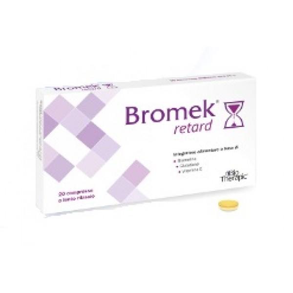 BROMEK Retard 20 Cpr