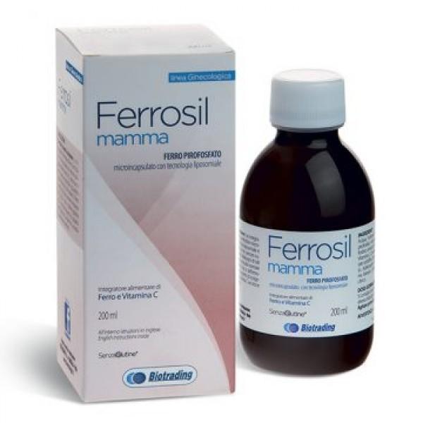 FERROSIL Mamma 200ml
