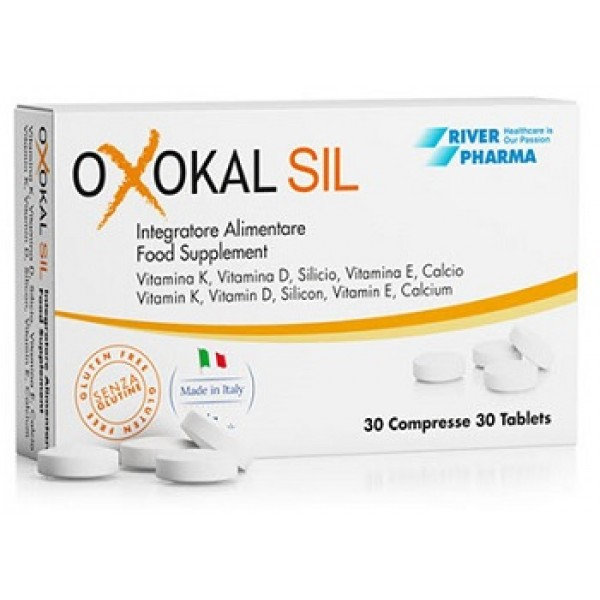 OXOKAL*SIL 30 Cpr 21g