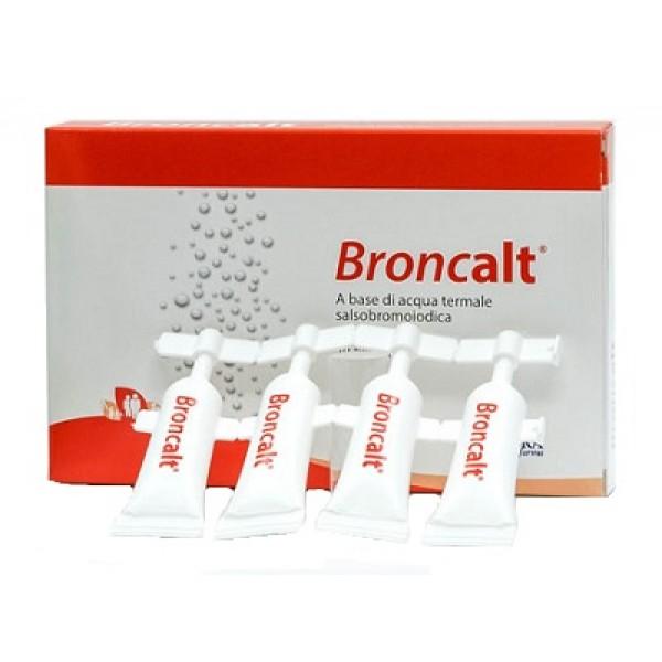 BRONCALT Strip 5ml 2pz