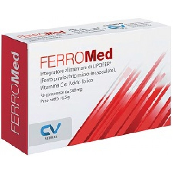 FERROMED 30 Cpr