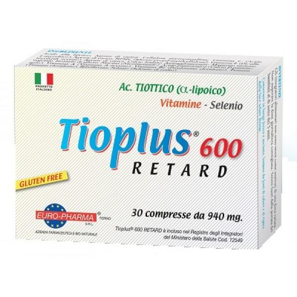 TIOPLUS 600 Retard 30Cpr