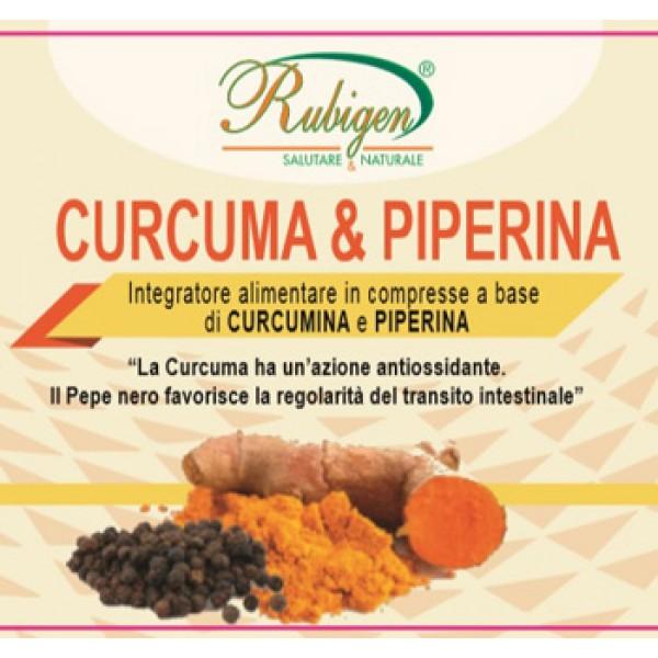 CURCUMA&PIPERINA RAIHUEN120Cpr