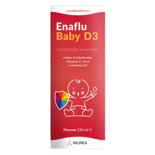 ENAFLU Baby D3 Scir.150ml