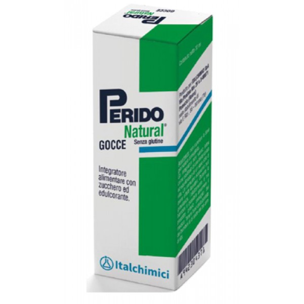 PERIDO Natural Gtt 30ml