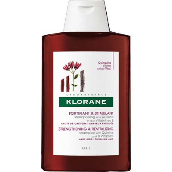 KLORANE  Sh.Chinina*400ml