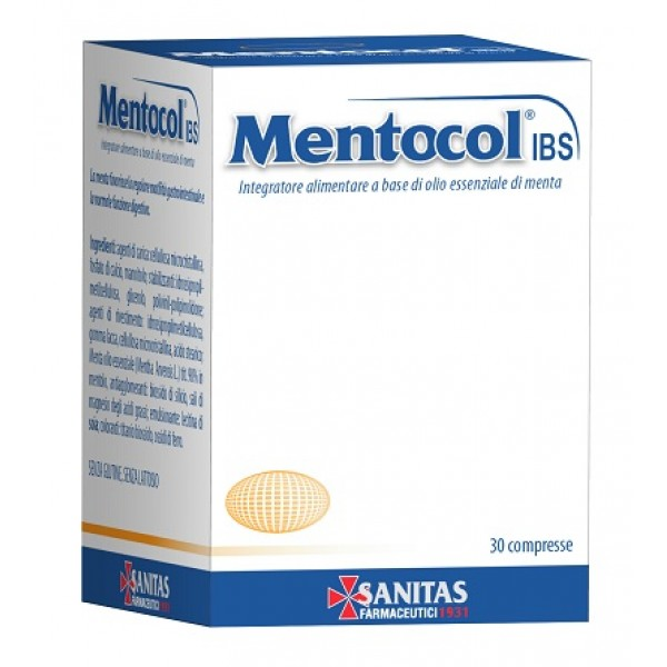MENTOCOL IBS 30 Cpr