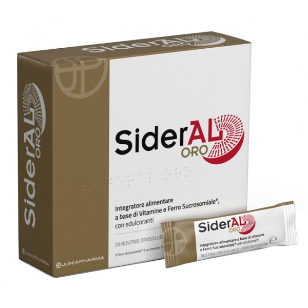 SIDERAL Oro 20 Bust.